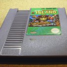 Adventure Island, NES by Hudson Soft.