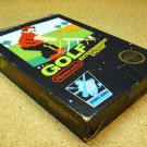 Golf, Nintendo with box, oldie by Nintendo.