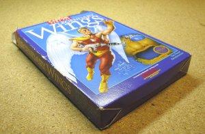 Legendary Wings, Nintendo NES with box, from Capcom.