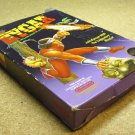 Rygar, NES with box, by Tecmo.
