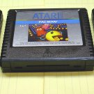 Atari 5200 Supersystem, 3 Video Game Cartridges.