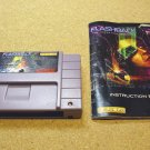 Flashback, SNES by US Gold, Sunsoft and Delphine Software