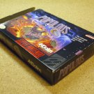 Populous, SNES Super Nintendo, by Akklaim.