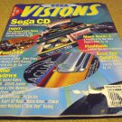 SEGA Visions magazine issue FEBRUARY ~ MARCH 1993.