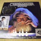 Chessmaster 2000 floppy disk, manual, Atari XL and Commodore 64 128 by, The Software Toolworks. 1986