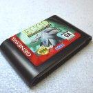 ECCO The Tides of Time, Sega Genesis, cartridge and manual.