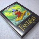 Genesis game, Fantasia, 1991 The Walt Disney Company, Mickey Mouse, Sega