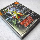 GHOULS N GHOSTS, Sega Genesis game cartridge and case, 1989, no manual.