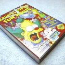 Krusty's Super Fun House, Sega 1992, Game cartridge, manual and case, tested.