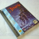 Bram Stoker's Dracula, Sega CD Genesis, with Game case and manual, Sold AS-IS, by Sony 1993.