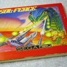 Sol Feace, Sega CD Genesis, game disk and case, sold AS-IS, 1992. SolFeace