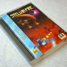 Stellar Fire Sega CD Genesis with game case and manual sold AS-IS by Dynamix Inc, 1993 Stellarfire.