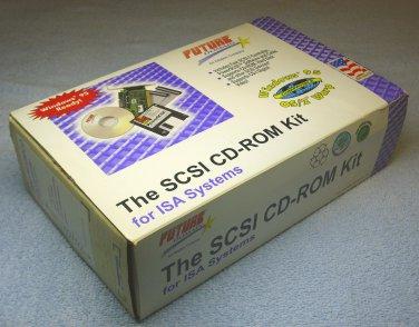 Future Domain TMC-1610MCD ISA Narrow SCSI Card for DOS, Win 3.1 Windows 95 PC