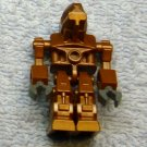 LEGO Iron Drone, copper, red eyes, Star Wars mini-figure year 2007