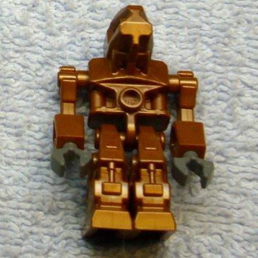 LEGO Iron Drone, copper, red eyes, Star Wars mini-figure year 2007