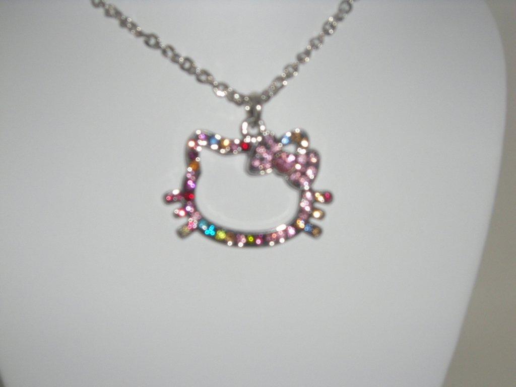 Hello Kitty Necklace multicolor