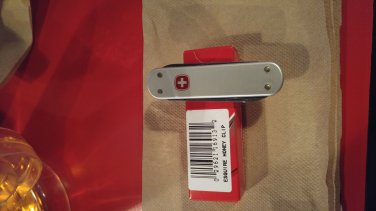 Wenger Swiss Army Knife Money clip new rare