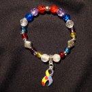 Bead Autism bracelet