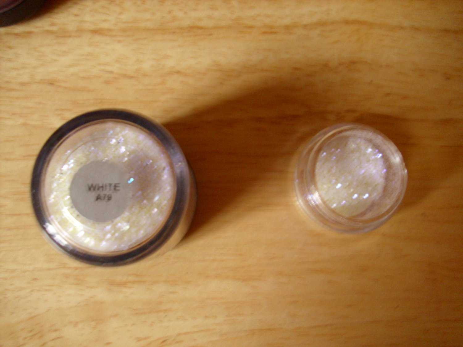 MAC Glitter Sample White (PRO)
