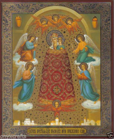 """""""Adding Intellect"""" or """"The Enlightening"""". Christian Icon. Russia. Huge."""