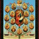 """Tree of Life"". Christian Icon. Russia. Huge."