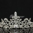 High Quality Swarovski Crystals Pretty Bridal Tiara Crown for Wedding JHA8429