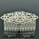 Fabulous VTG Style Rhinestone Crystal Palace Hair Comb Headband For Women XBY083