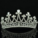 Swarovski Crystal Tiara Crown Crystal for Bridal Wedding Birthday Party SHA8639