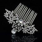 Rhinestone Crystal Comb Hairpins Bridal Hair Accessories for Wedding Prom 2260R