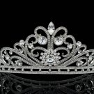 Smart Bridal Wedding Flower Tiaras Crown Pageant Prom Swarovski Crystal SHA8454