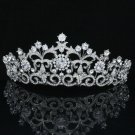 Bridesmaid Bridal Wedding Tiara Crown with Swarovski Crystals Zircon SHA8552