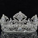 Excellent Swarovski Crystal Zircon Bridal Tiaras Crown Pageant Prom SHA8649