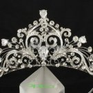 High Quality Chic Bridal Tiara Crown for Wedding Swarovski Crystals JHA7858