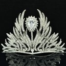 Top Quality Swarovski Tiara Crown Crystal for Bridal Wedding Birthday SHA8630