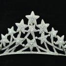 H-Quality Wedding Accessories Multi Stars Tiaras Crown Swarovski Crystal SHA8601
