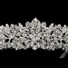 Clear Swarovski Crystal Princes Flower Tiara Crown for Wedding Pageant JHA4714-6