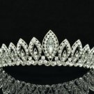 Teardrop Tiara Crown Wedding Bridesmaid Jewelry Swarovski Crystal SHA8574