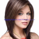 top quality 12 inch Indian full lace wig