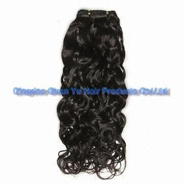 """16"""" 100% Indian remy human hair weft"""