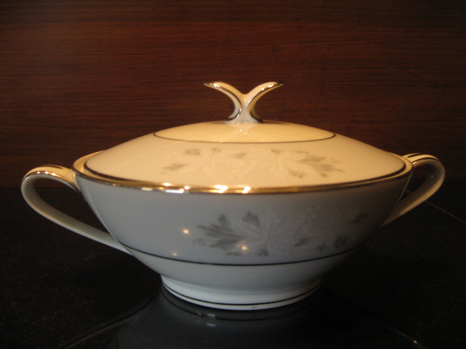 Noritake ~ sugar bowl and lid~ BALBOA ~ Japan