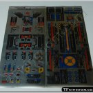 Transformers G1 Fortress Maximus Sticker Decal Sheet