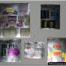 Transformers G1 Bruticus Set Sticker Decal Sheet