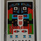 Transformers G1 Sludge Sticker Decal Sheet