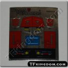 Transformers G1 Grotusque Sticker Decal Sheet