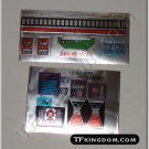 Transformers G1 Reflector Sticker Decal Sheet