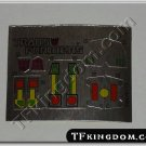 Transformers G1 Tantrum Sticker Decal Sheet