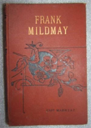 FRANK MILDMAY CAPTAIN MARRYAT HB 1920s NAUTICAL CLASSIC
