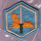 66TH MILITARY INTELLIGENCE BRIGADE COLOR PATCH INSIGNIA