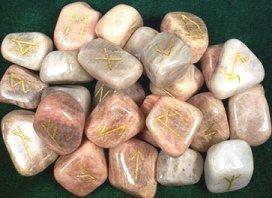 Rune Moonstone Set
