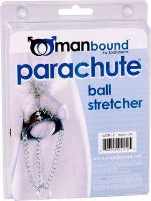 Manbound Parachute stretcher